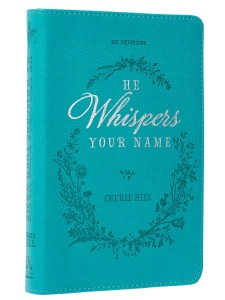 He Whispers your name leather