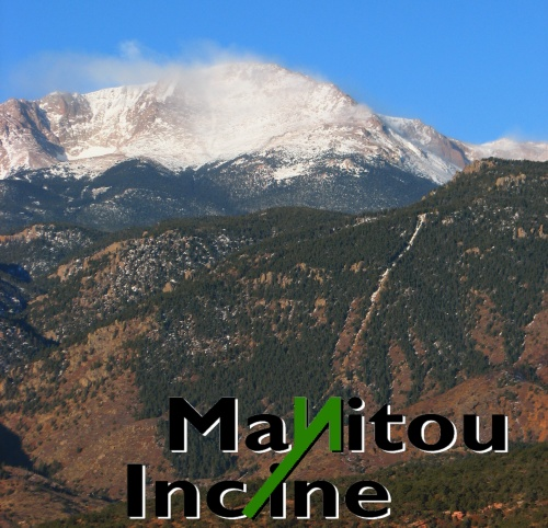 Manitou Incline Pikes Peak